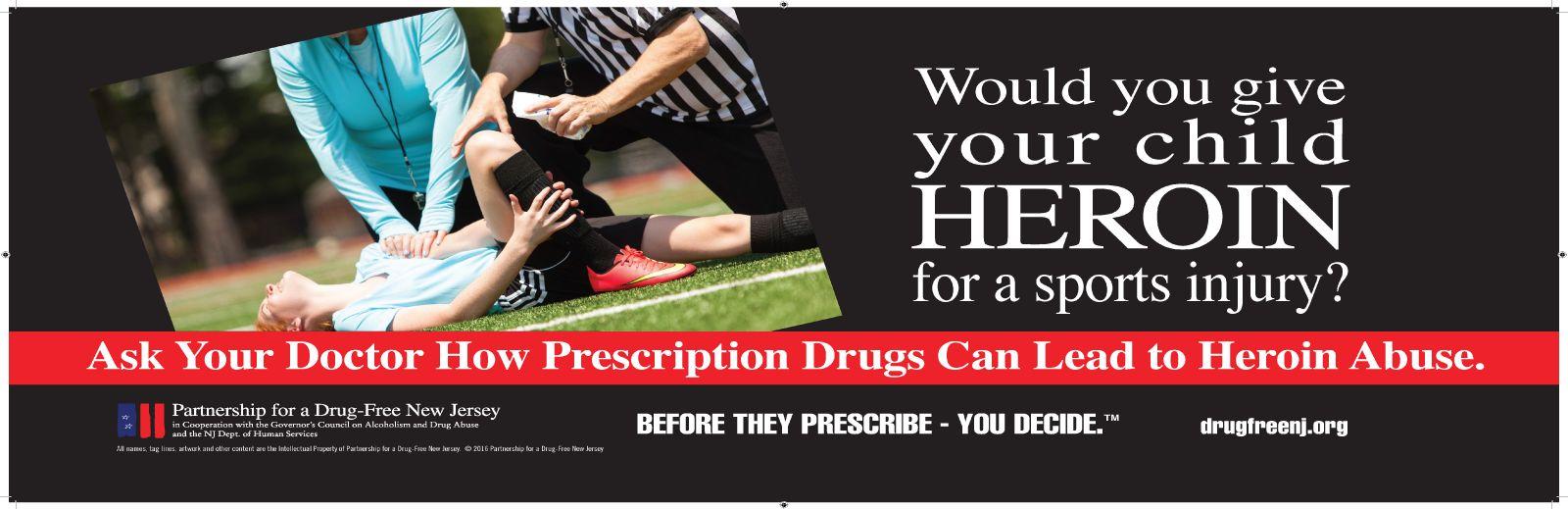 Drug Free NJ - Blog - Media Campaign to Combat Opiate Abuse
